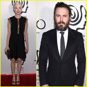 Michelle Williams & Casey Affleck Win Big at Critics Circle Awards 2016!