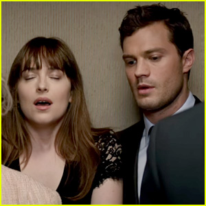 New 'Fifty Shades Darker' Clip Shows the Full Date Night Scene!