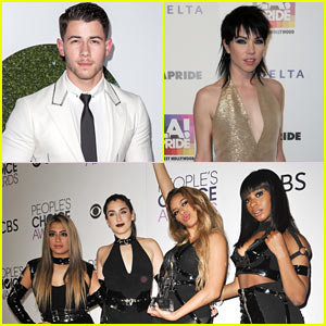 Nick Jonas, Fifth Harmony, & Carly Rae Jepsen Will Perform at NHL All-Star Game