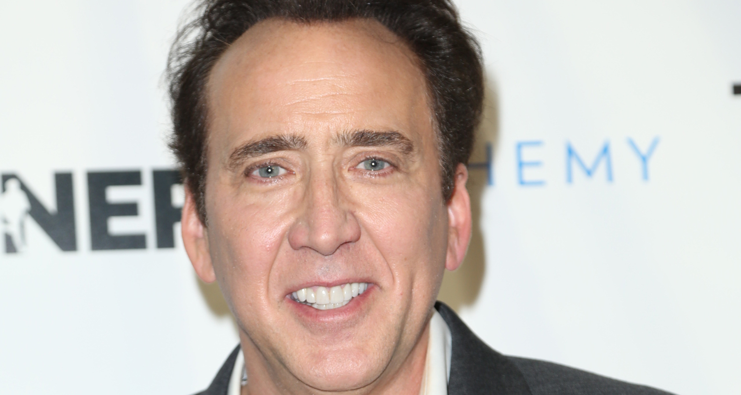 Nicolas Cage Surprised Fans at a Nicolas Cage Film Festival!