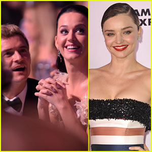 Orlando Bloom & Miranda Kerr's Son Flynn Has 'Great' Relationship With Katy Perry