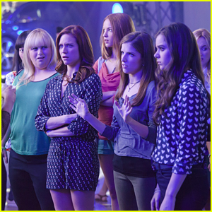 VIDEO: 'Pitch Perfect' Bellas Rehearse For Third Film In New BTS Vid - Watch!