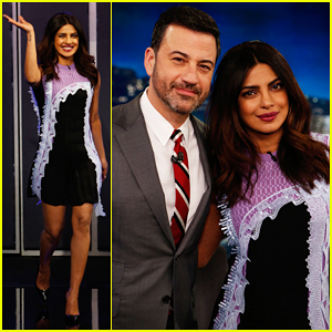 VIDEO: Priyanka Chopra Felt Like She Was On 'Grey's Anatomy' After Suffering Concussion on 'Quantico' Set