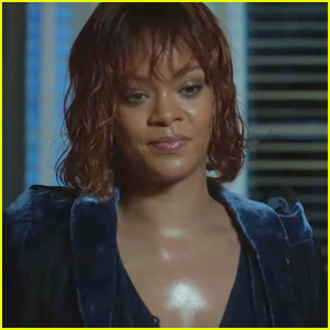 Rihanna as Marion Crane in 'Bates Motel' - First Look Video!