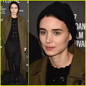 Rooney Mara Wears Her Beanie at Second Sundance Premiere