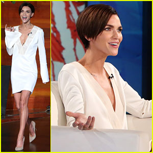 Ruby Rose Went From Sleeping on an Air Mattress to 'Orange is the New Black'!