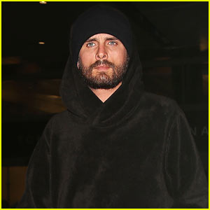 Scott Disick Returns Home Early from Dubai