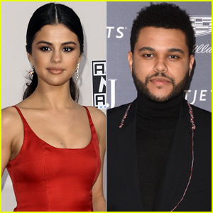 Selena Gomez & The Weeknd Are Headed to the Grammys Together!
