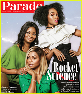 Taraji P. Henson Doesn't Want 'Hidden Figures' To Be Labeled As A 'Black Movie'