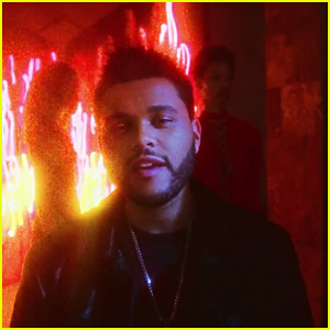 The Weeknd Debuts 'Party Monster' Music Video - Watch Here'!