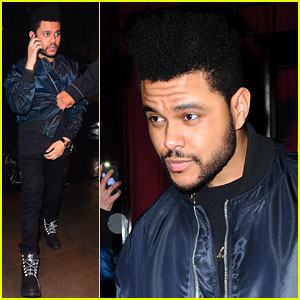 The Weeknd Emerges After Selena Gomez Date Night Photos Surface!