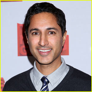 maulik pancholy interview