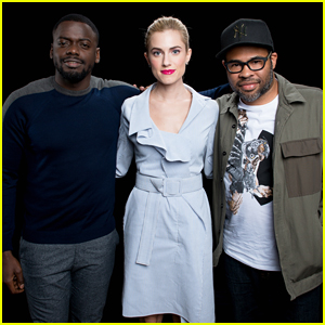 Allison Williams On Going Blonde: 'I'm So Stressed'