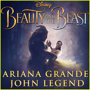 Ariana Grande & John Legend Duet On 'Beauty And The Beast' Theme Song - Listen Now!