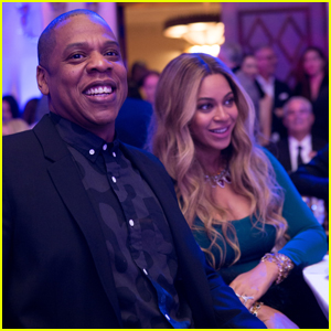 Beyonce & Jay Z Couple Up For Weinstein's Pre-Oscars Party