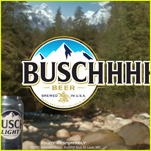 Busch Beer Super Bowl Commercial 2017: 'Crisp, Cold BUSCHHHHH Taste'