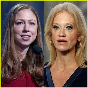 Chelsea Clinton Rips Kellyanne Conway for Making Up Massacre