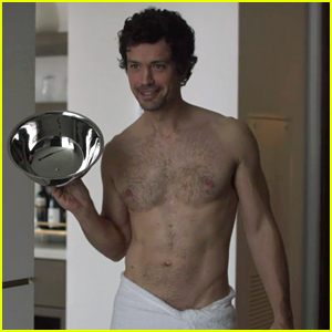 Christian Coulson, aka Tom Riddle from 'Harry Potter,' Went Shirtless on 'Nashville'!