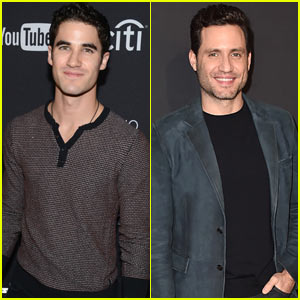 Darren Criss & Edgar Ramirez Will Star in 'Versace: American Crime Story'!