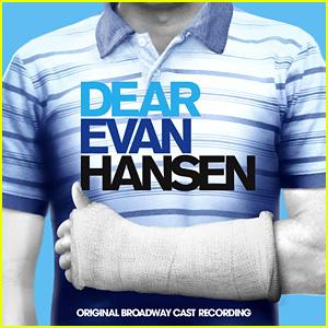 'Dear Evan Hansen' Broadway Album - Listen & Download!
