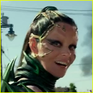 Elizabeth Banks Makes Appearance in New 'Power Rangers' Trailer (Video)