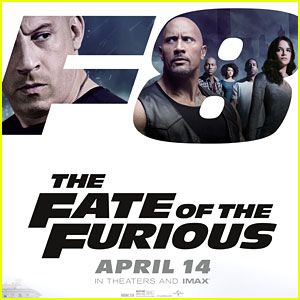 'Fate of the Furious' Poster Brings the Cast to the Spotlight!