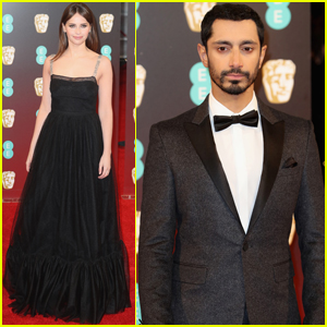 Felicity Jones & Riz Ahmed Take on Presenter Duties at BAFTAs 2017