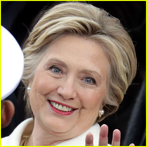 Hillary Clinton Greeted with Cheers & Chants at 'In Transit' on Broadway - Watch Now!
