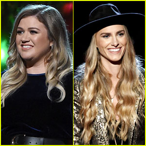 Kelly Clarkson Can't Stop Crying Over 'The Voice' Contestant's Rendition of 'Piece By Piece'