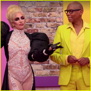 Lady Gaga Set to Appear on RuPaul's Drag Race!