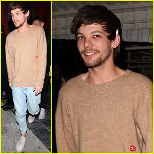 Louis Tomlinson Hangs Out With James Arthur After His Hotel Cafe Concert
