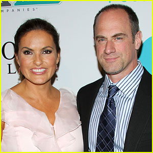 Mariska Hargitay & Christopher Meloni Had Valentine's Day Reunion & Fans Are Loving It!