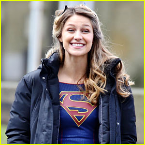 Melissa Benoist Shows Her Support for UTA's Anti-Trump Rally Ahead of Oscars 2017
