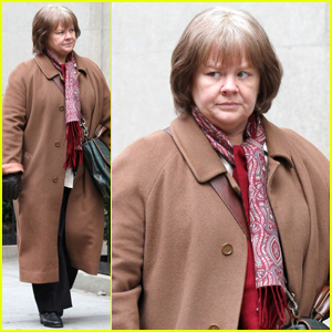 Melissa McCarthy Gets Back to Work Following 'SNL' Cameo