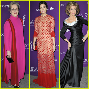 Meryl Streep, Mandy Moore & Others Honor the Best in Costume Design!
