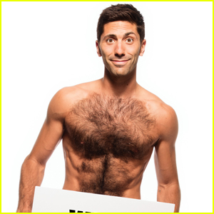 Nev Schulman Bares It All For PETA2 Campaign