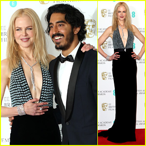 Nicole Kidman to Skip Grammys, Stuns at BAFTAs 2017 Instead!