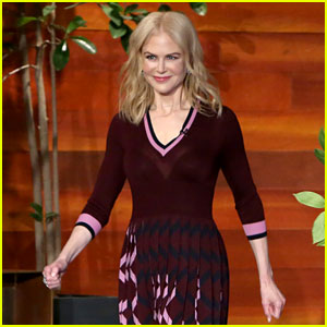 Nicole Kidman Reveals Why Daughter Sunday Isn't Allowed to Attend Grammys 2017