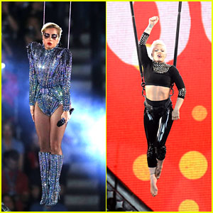 Pink Responds to Claims Lady Gaga Stole Her Flying Stunt