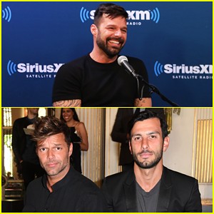 Ricky Martin Met His Fiance Jwan Yosef on Instagram!