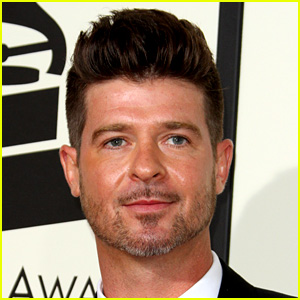 Robin Thicke Takes Son Julian for Sushi Amid Custody Battle