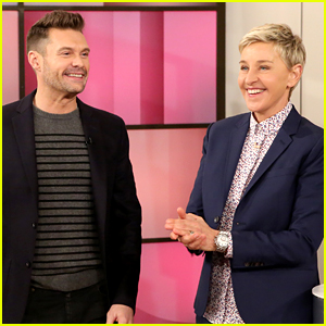 Ryan Seacrest Talks About the Fire at His House, Which Ellen DeGeneres Used to Own