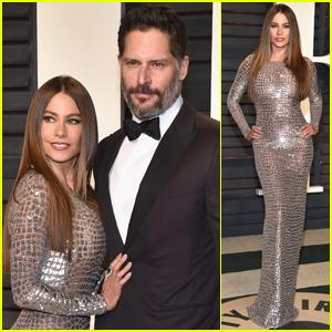 Sofia Vergara & Joe Manganiello Make Hot Oscars Party Couple
