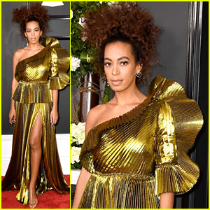 Solange Knowles Wins Her First Grammy Award!