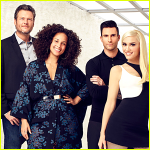 'The Voice' Coaches Sing TLC's 'Waterfalls' to Promote New Season - Watch Now!