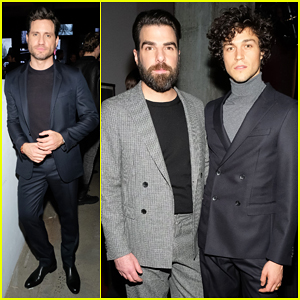 Zachary Quinto Set To Be Honored At Oscar Wilde Awards 2017!