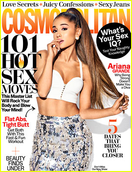 Ariana Grande: I've Never Looked at Love as Something I Need to Complete Me