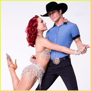 DWTS' Bonner Bolton Speaks About That Now-Viral Moment Where He Touched Sharna Burgess