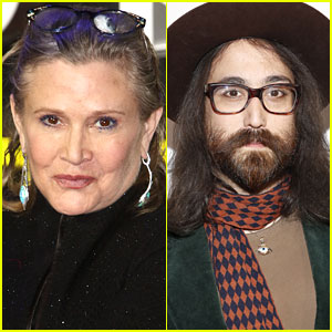 Carrie Fisher Wrote a Song with Sean Lennon Before Her Death - Listen to 'Bird Song'