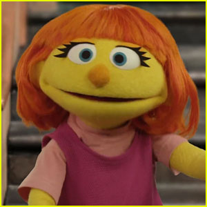 'Sesame Street' Introduces First Character with Autism - Meet Julia!